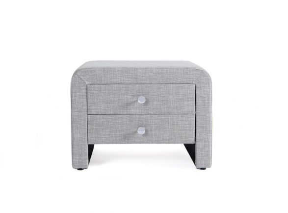 Table de chevet JOY en tissu