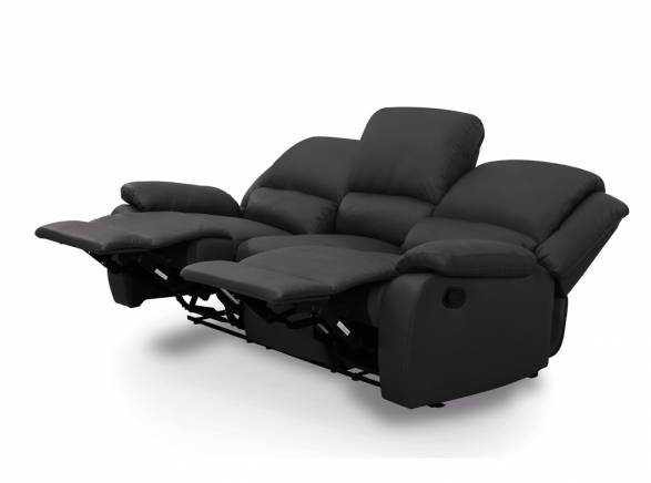 fauteuil relaxation 1 place simili cuir detente. Black Bedroom Furniture Sets. Home Design Ideas