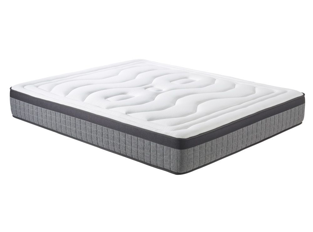 matelas memory confort en latex et m moire de forme. Black Bedroom Furniture Sets. Home Design Ideas