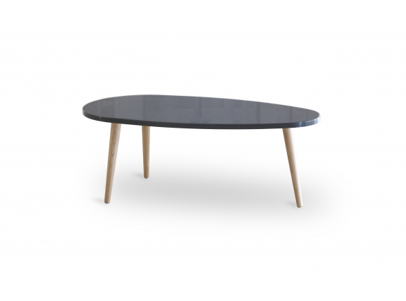 Large choix de tables basses contemporaines pour votre for Table basse scandinave laquee