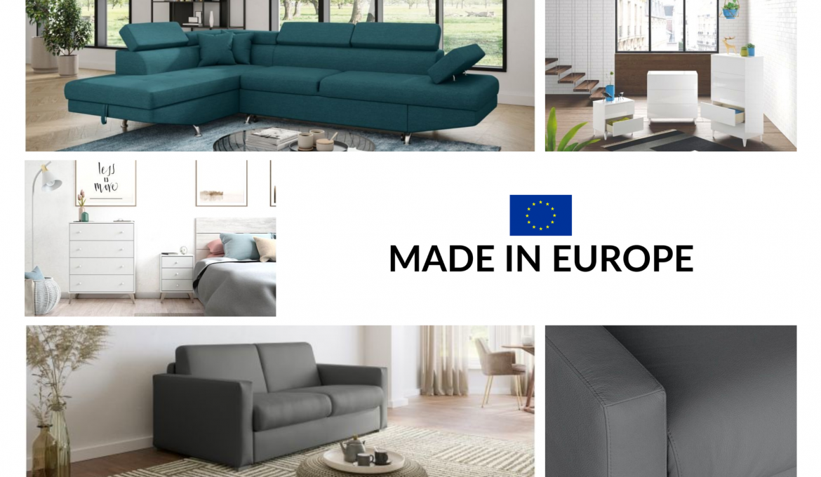 Une sélection Made in Europe juste pour vous !
